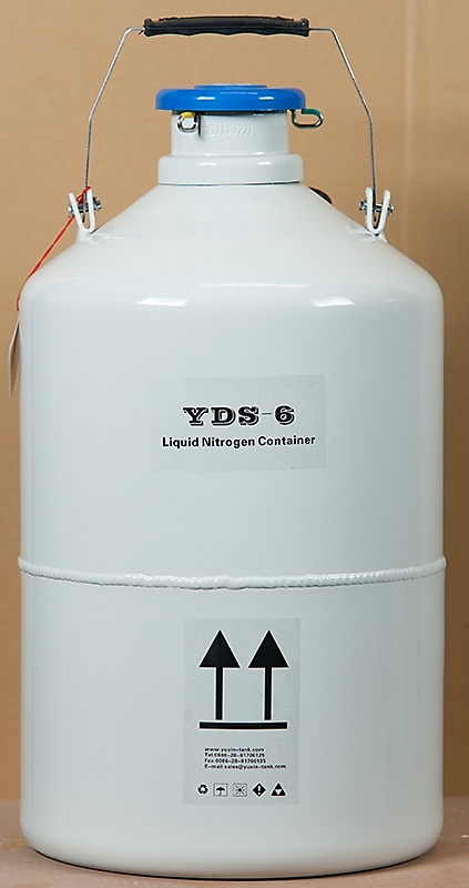 YDS-6 Liquid Nitrogen Container