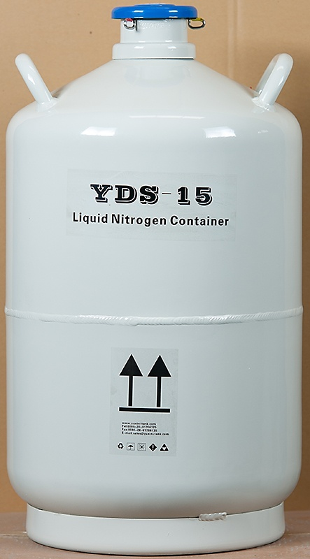 YDS-15 Liquid Nitrogen Container