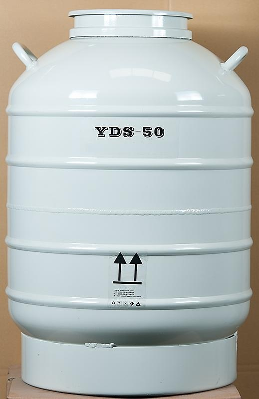 YDS-50B Liquid Nitrogen Container