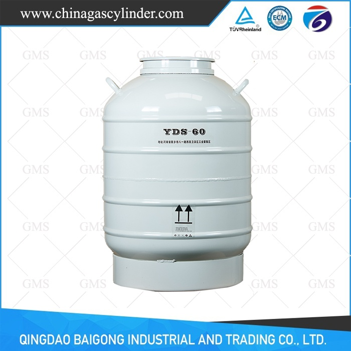 YDS-60B Liquid Nitrogen Container