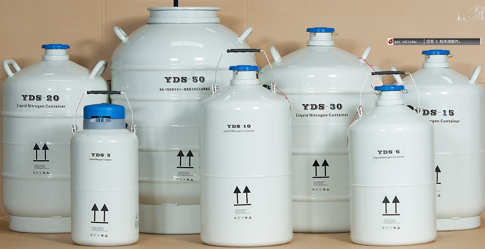 YDS-100B-210 Liquid Nitrogen Container