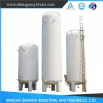 Liquid CO2 Cryogenic Storage Tank